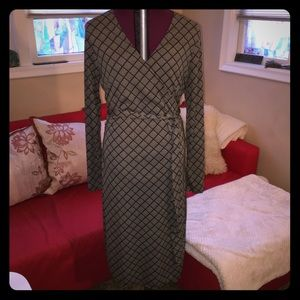 Limited wrap dress